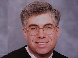 Judge Chris Murray